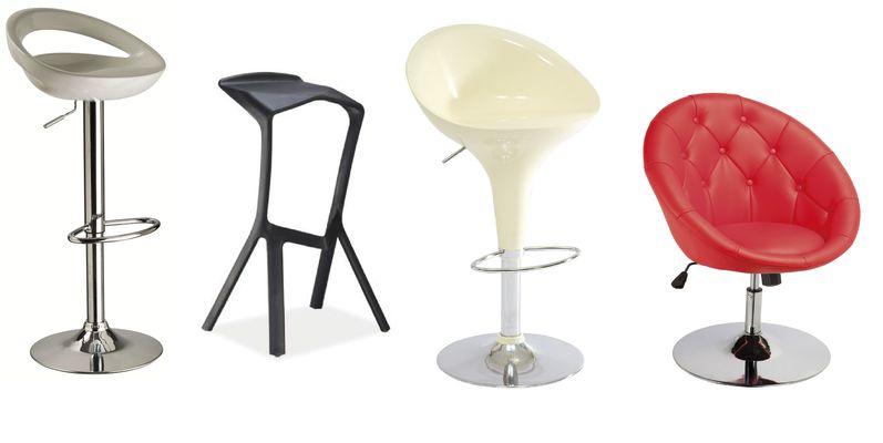 Выбираем стильные барные стулья